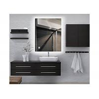 Buy cheap Hotel Bathroom Mirror LED TV Rectangle Shape Folding Makeup Mirror With Light product