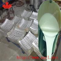 Buy cheap RTV-2 silicone rubber material for tyres from wholesalers