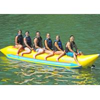 Buy cheap Flying Fish Inflatable Water Games , Inflatable Flying Banana OEM Service product