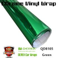 Buy cheap Chrome Mirror Car Wrapping Vinyl Film 3 layers - Chrome Green product