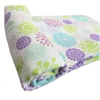 China 100% Organic Cotton Baby Muslin Swaddle Blanket ,Wrap Diaper on sale
