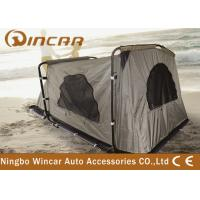 Buy cheap Pop Up Heavy Duty Canvas Camping Tent Lightweight 135*139*26cm Folding Size product