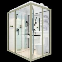 Buy Cheap Homestays Hygiene Units Prefabricated For Building From  Wholesalers