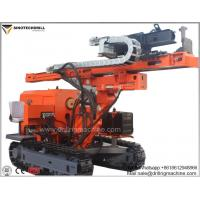 Buy cheap Automatic Solar Pile Driver Hydraulic Pressure Adjustable 130-150 Bar product