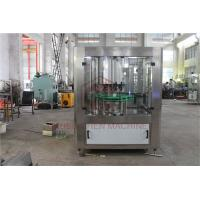 Buy cheap Soft Beverage Carbonated Drink Filling Machine Automatic Small Scale product
