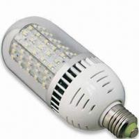 China 12W High-output Epistar LED Bulb with 126-piece LED Quantity and 120/277V AC Dual Voltage on sale