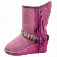 Buy cheap Fashionable Women's Boot with Tassels product