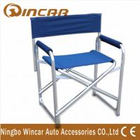 Buy cheap vehicle Outdoor Camping Chairs , 600D folding chair for Lawn / Fishing / beach product