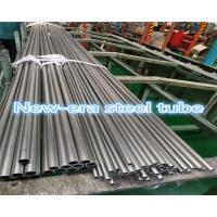 Buy cheap BS6323-4 Cold Finished Precision Seamless Steel Pipe 6 - 120mm OD Size For Auto from wholesalers