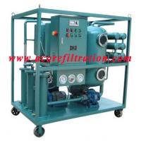 Buy cheap Hydraulic Oil Filtration Flushing Machine product