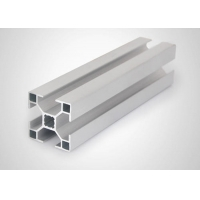 Buy cheap Anodized 4040 T Slot Aluminium Extrusion For CNC Table product