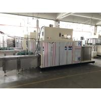 Buy cheap Pre-made Bags Sanitary Napkin Wrapping Machine Single Layer Thickness ≤ 70μm product