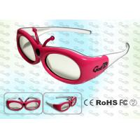 Buy cheap Red Kids Samsung 3D TV Active Shutter 3D glasses product