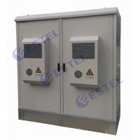 Buy cheap Rainproof Two Compartment Base Station Cabinet Aircon Cooling IP55 For from wholesalers