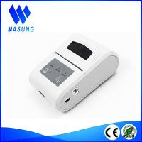 Buy cheap Handheld Small USB Thermal Receipt Printer 58mm Support RS232 , Dot Line Portable Ticket Printer product
