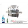 Buy cheap 100ml - 1L Automatic Liquid Bottle Filling Machine, Clorox / Bleach / Acid Filling Machine product