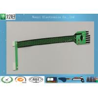 Buy cheap EMI Shield Printed Double Layer PET Flex  Circuit Combine with Rigid PCB Board 2.54mm Pitch product