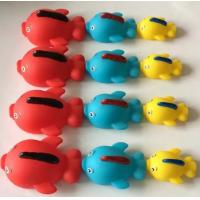 Buy cheap Rubber Natural Rubber Baby Toys,Sea Creature Bath ToysWith Magnetic Connectors product