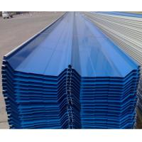 Buy cheap High Rib Angle Chi Corrugated Steel Sheet Easy Installed Without Bolts product