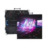 Buy cheap Concert Live Filed Full Color HD Outdoor Rental LED Display P6.25 Long Lifespan product