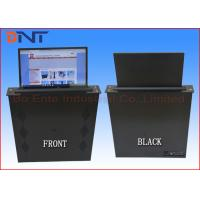 Buy cheap Motorized 15.6 Inch Touch Screen LCD Monitor Lift For Paperless Office System product