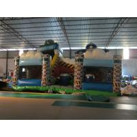 Buy cheap Hot sale inflatable airplane fun city cheap price inflatable airplane amusement from wholesalers