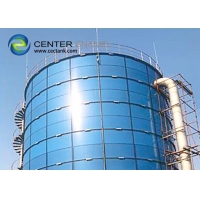 Buy cheap Glass Fused To Steel Porcelain Enameled Storage Tanks For Agricultural Water Storage product