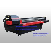 Buy cheap Ricoh GEN5 Print Head digital uv flatbed printer For Building & Decoration product