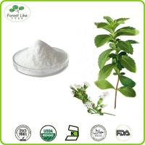 China Wholesale Organic Sugar Plant Stevia Powder / Stevioside SG90% on sale