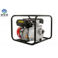 Buy cheap High Pressure Gas Powered Water Transfer Pump , Residential Engine Driven Water Pump product