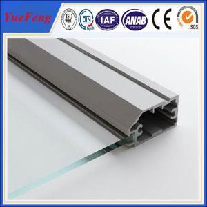 Buy cheap factory aluminium glass door frame profile, aluminium bathroom doors, aluminium door frame product