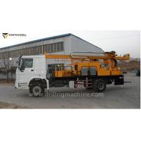 Quality Full Hydraulic Crawler Core Drill Rig for Mineral Surface Coring for sale