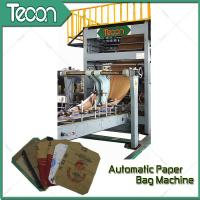 Buy cheap High Quality Energy Conservation Multiwall Kraft Paper Bag Making Machine product