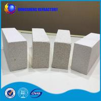 Quality JM23 JM26 Mullite Refractory Bricks , Insulating Fire Brick For Rotary Kiln Lining for sale