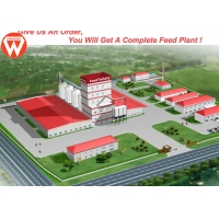 Buy cheap 30TPH Chicken Poultry Animal Feed Pellet Line Feed Processing Equipment from wholesalers