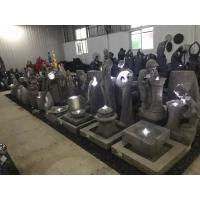 Buy cheap Shell Shape Cast Stone Fountains For Home Decoration Weather Resistant product