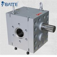 China Plastic Cast Film Extrusion Machine Used Melt Gear Pump on sale