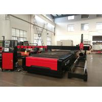 Buy cheap Pipe And Plate Cnc Metal Cutting Machine With USA Hypertherm HPR 130XD product