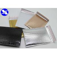 Buy cheap Thickness Customized Metallic Bubble Mailers Self Adhesive 8*9 Inch Long Lifespan product