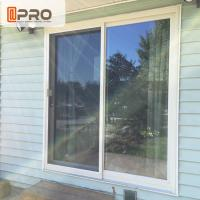 Quality Home aluminium commercial sliding window/ double glazed windows and door for sale