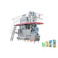 Buy cheap Automatic Aseptic Liquid Juice Filling Machine for Carton 200 - 250ml from wholesalers