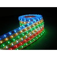 Buy cheap Green, blue, white waterproof flexible 5050 SMD LED tapes, SMD soft LED ribbon product