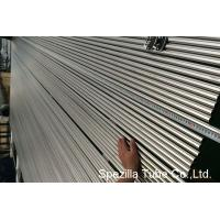 Buy cheap S31803 2205 Duplex Cold Rolled Stainless Steel Round Tube ASME SA789 For Heat Exchanger product