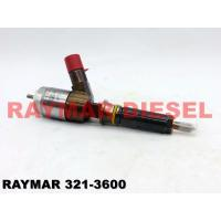 Buy cheap Aftermarket Caterpillar Diesel Engine Parts / Caterpillar Fuel Injectors 321-3600, 320-3800 product