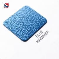 Buy cheap Sandy / Wrinkled Thermosetting Metallic Texture Electrostatic All Color Powder Coating product