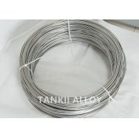 Buy cheap First class coiled Type E / N Thermocouple Wire 1.29mm 1.5mm from wholesalers