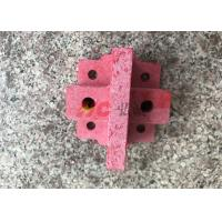 Buy cheap Red GPO3 Fiberglass Sheet machined parts have UL certification high flexture from wholesalers