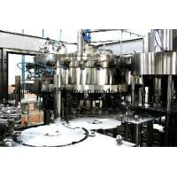 Buy cheap Full Automatic Carbonated Drinks Liquid Filling Plant (CGFD) product