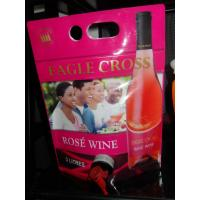 Buy cheap Reusable Laminated Stand Up Pouch With Spout For Red Wine , Grape Wine from wholesalers