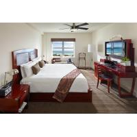 Buy cheap Contemporary Cherry Hotel Style Wood Bedroom Furniture for Ritz - Carlton Hotel product